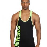 Спортивная майка Gymshark Bodybuilding Green лот 4024