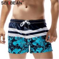 Стильные пляжные шорты Seobean лот 3348