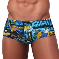 Купальные плавки мужские Super Hero Blue лот 2265