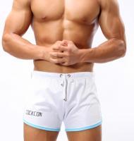 Пляжные шорты Cockcon White