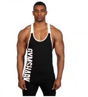 Майка спортивная Gymshark Bodybuilding White лот 4022