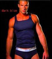 Майка мужская 2(x)ist Men's Тёмно синяя
