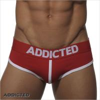 Нижнее бельё Addicted Mix Red