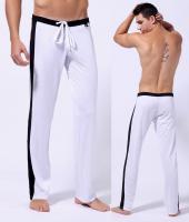 Спортивные штаны белые Wang Jiang White лот 1041