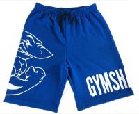 Шорты мужские Gym shark Blue лот 328