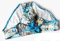 Пляжные плавки Brave Person Zebra #146