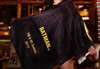 Пляжное полотенце Batman 140*70 см