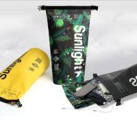 Гермомешок туристический Sunline Black 5L лот SH010