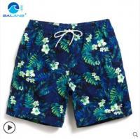 Большой размер пляжные шорты Gailang Flowers