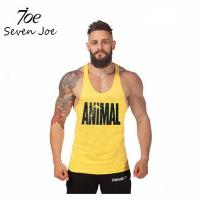 Майка мужская Animal Yellow лот 4010