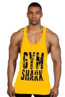 Спортивная майка GymShark Yellow #395