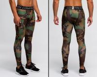 Леггинсы мужские камуфляжные Vansydical # 1022