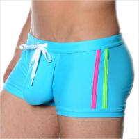 Мужские плавки с увеличивающим мешочком (Push Up) AussieBum Turquoise #116