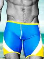Плавки-джаммер(Jammer) AussieBum Wrestleme Hipster Turquoise #120