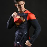Рашгард  SuperMan Red лот 4035