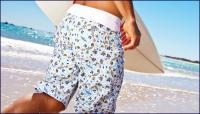 Пляжные шорты Aussiebum #219