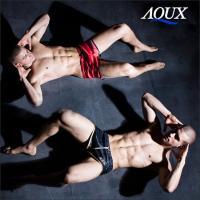 Шорты пляжные мужские Aqux Red