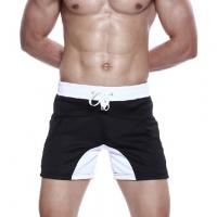 Шорты мужские Seobean Fitness Black #284