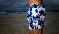 Шорты пляжные мужские AussieBum Blue